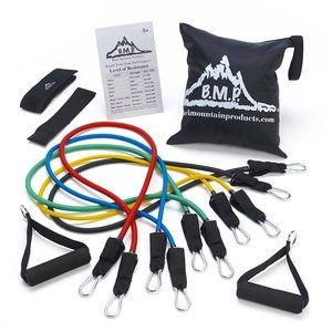 Product image of the Black Mountain resistance bands