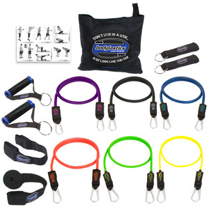 Product image of the Bodylastics resistance bands