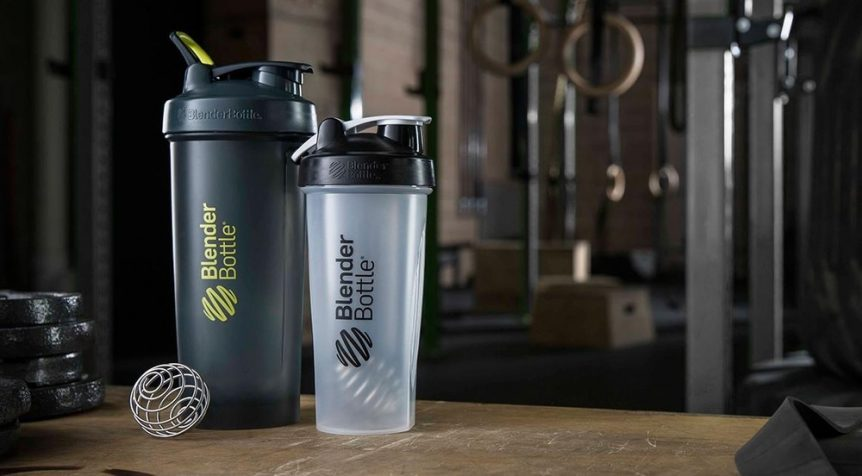 Cover photo for the best protein shaker bottle list and buyer's guide