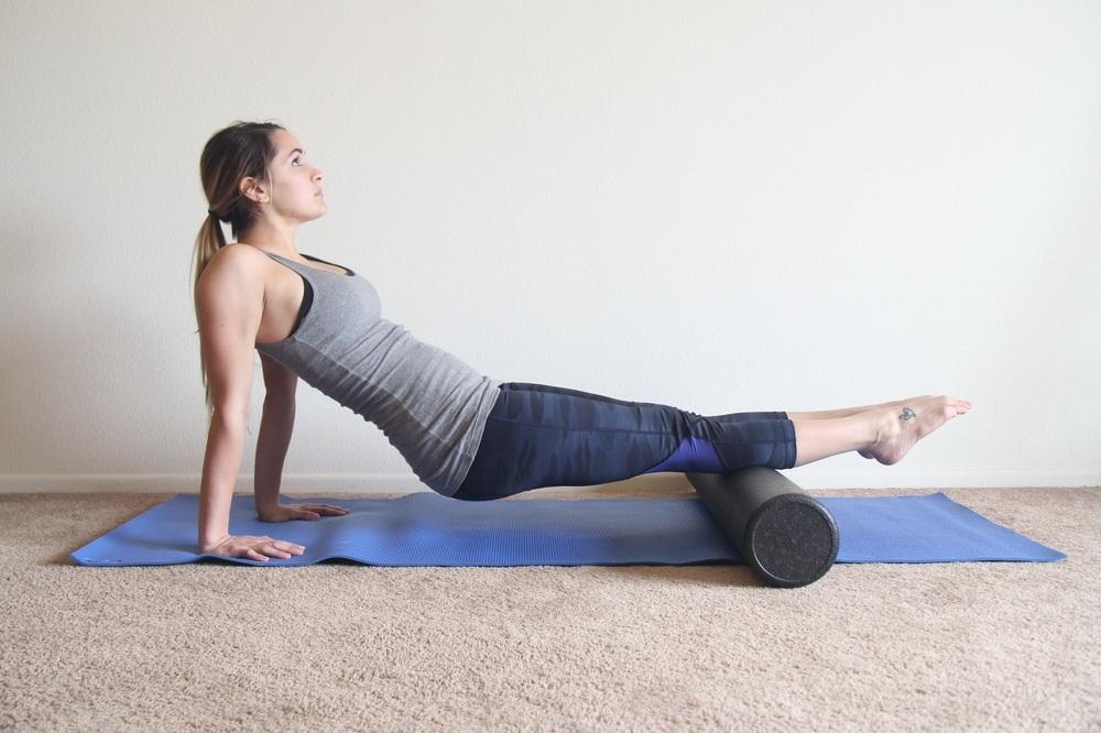 Foam Roller Exercises: The Ultimate Guide for Backs, Necks ...