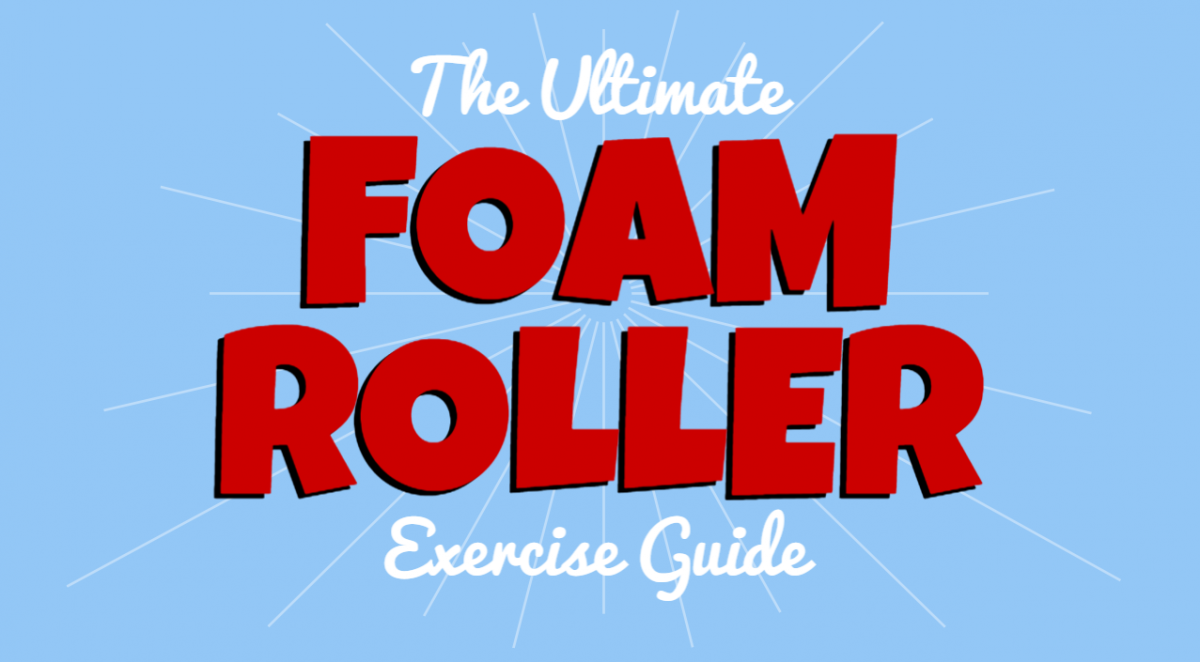 Cover image for the foam roller exercise guide