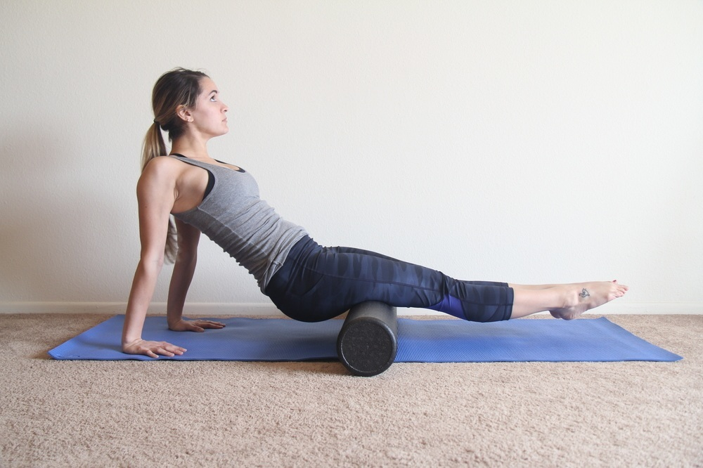 The Ultimate Foam Roller Exercise Guide  25  Moves And