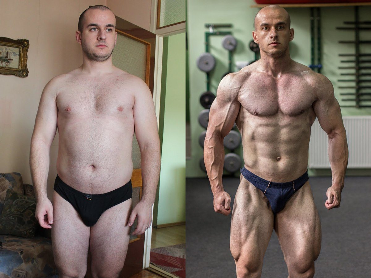 bostin loyd 1 year steroid transformation video