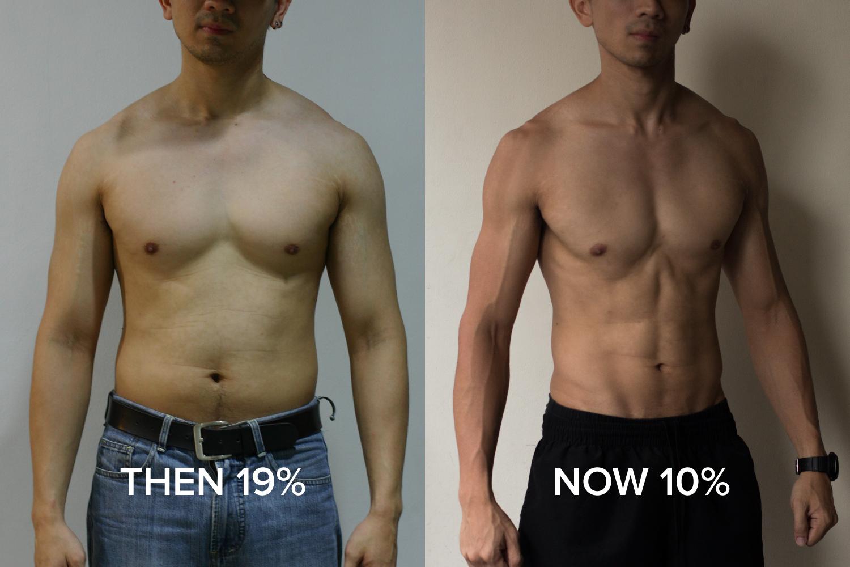 Calculate body fat weight