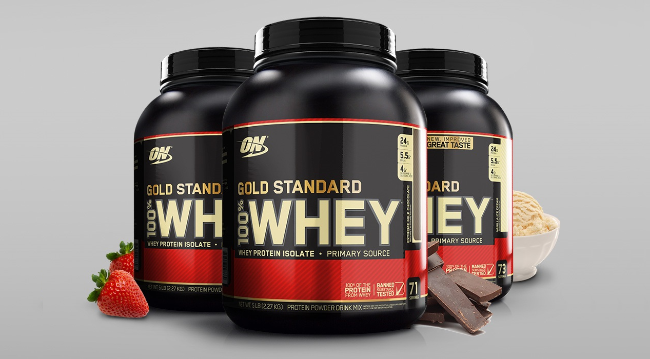 5254f26e9 The Best Optimum Nutrition Whey Flavor (10