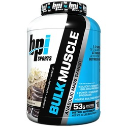 Image of a bottle of BPI Sports Bulk Muscle
