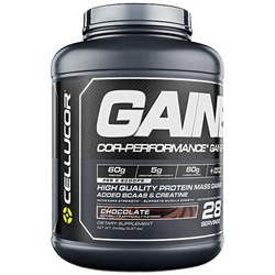 Image of a bottle of Cellucor Cor-Performance Gainer