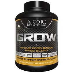 Image of a bottle of Core Nutritionals Core GROW