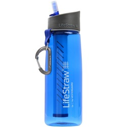Image of a LifeStraw Go Filtered Water Bottle