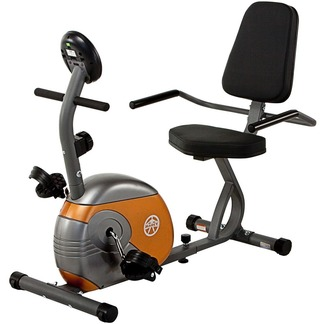 Image of a Marcy ME-709 Recumbent Bike