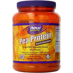 Image of a bottle of NOW Pea Protein
