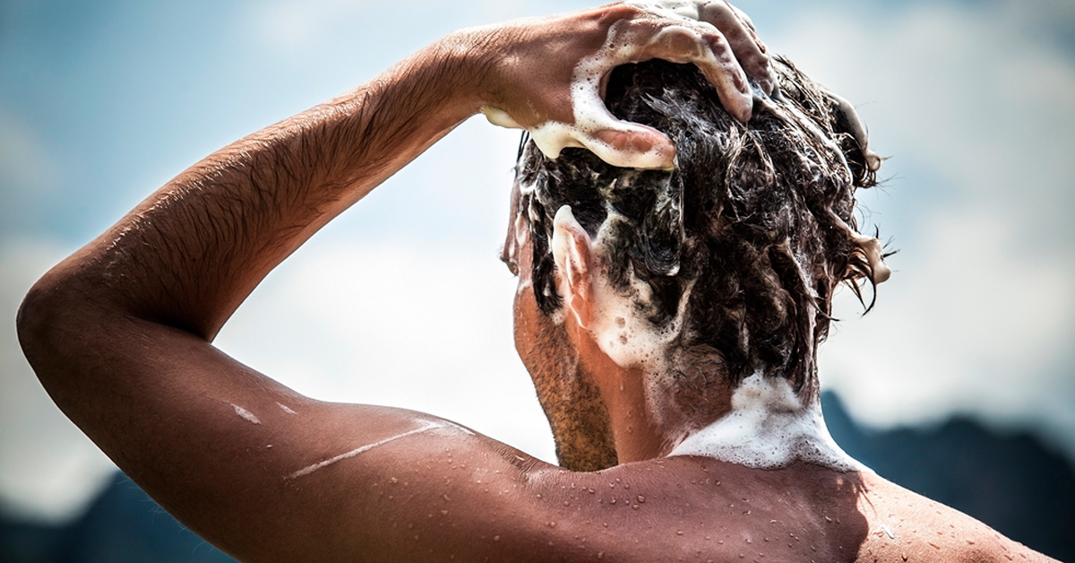 The Best Shampoo For Swimmers To Remove Chlorine Protect Hair