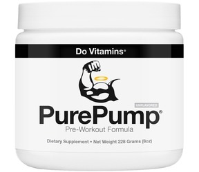 Product image of a container of Do Vitamins PurePump