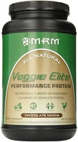 Product image of a bottle of MRM Veggie Elite Protein