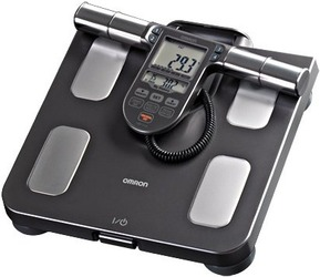 Product image of the Omron HBF-514C body fat scale