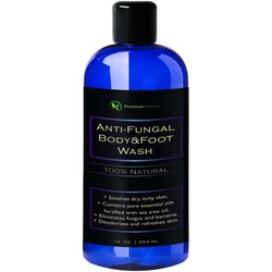 Product image of a bottle of Premium Nature Antifungal Body & Foot Wash