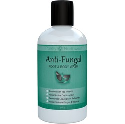Product image of a bottle of Purely Northwest Antifungal Soap