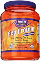 Image of a bottle of NOW Sports Pea Protein