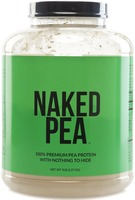 Image of a bottle of Naked Nutrition Naked Pea Protein