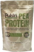 Image of a bottle of Pulsin Pea Protein Isolate