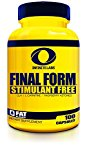 Image of the Infinite Labs Final Form Capsules, Advanced Metabolic Optimizer + Weight Managment - 50 Servings (100 Capsules)