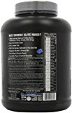 Image of the Dymatize Elite Mass Hi-Protein Muscle Gainer, Double Chocolate, 6 lbs