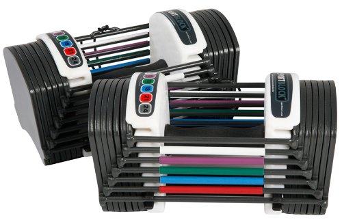Image of the Power Block GF-SPDBLK24 Adjustable SpeedBlock Dumbbell