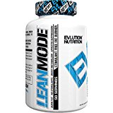 Image of the Evlution Nutrition Lean Mode Stimulant-Free Weight Loss Support with Garcinia Cambogia, CLA and Green Tea Leaf extract (50 Servings)