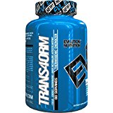 Image of the Evlution Nutrition Weight Loss Trans4orm Thermogenic Energizer 60 Serving