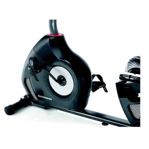 Schwinn 230 recumbent bike flywheel