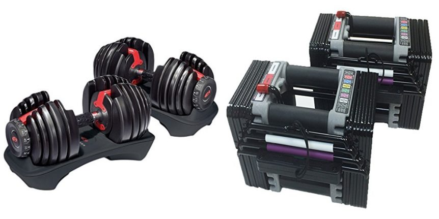 powerblock vs bowflex comparison and review