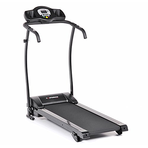 Image of the Confidence GTR Power Pro 1100W Motorized Electric Treadmill with Adjustable Manual Incline