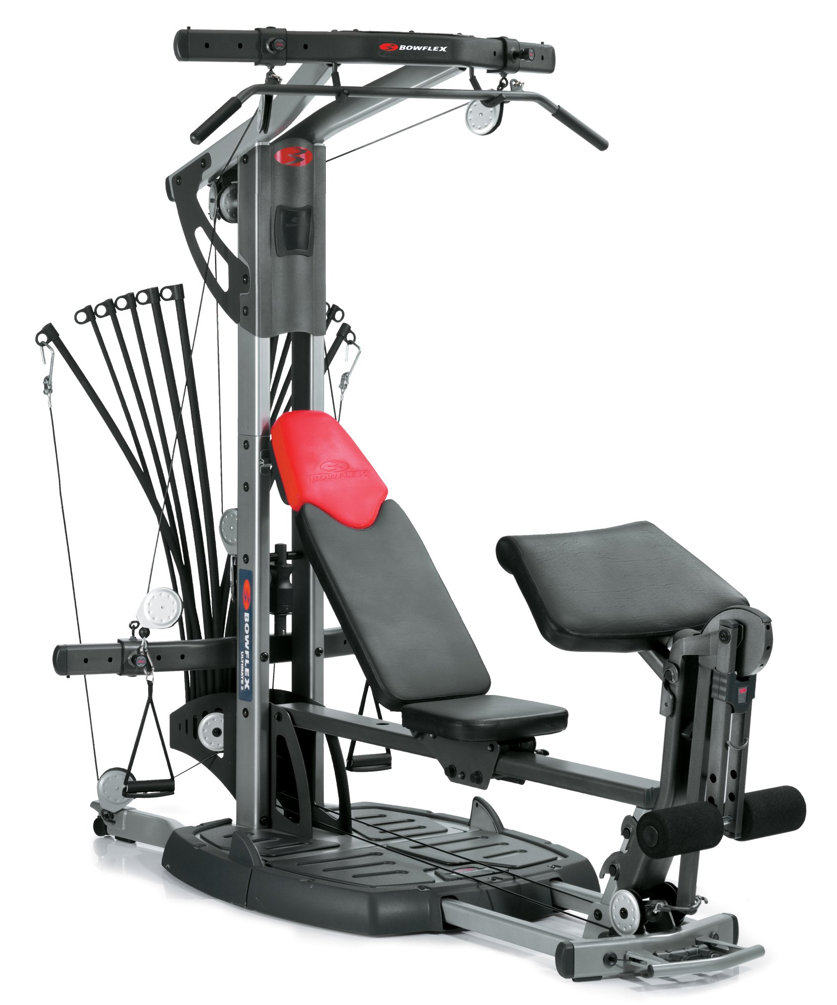Fitness Equipment Parts: Bowflex Ultimate 2 Review