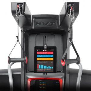Bowflex HVT console with app