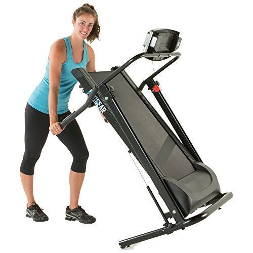 Image of the ProGear HCXL 4000 Ultimate High Capacity Extra Wide Walking and Jogging Electric Treadmill with Heart Pulse System, 400 lbs.