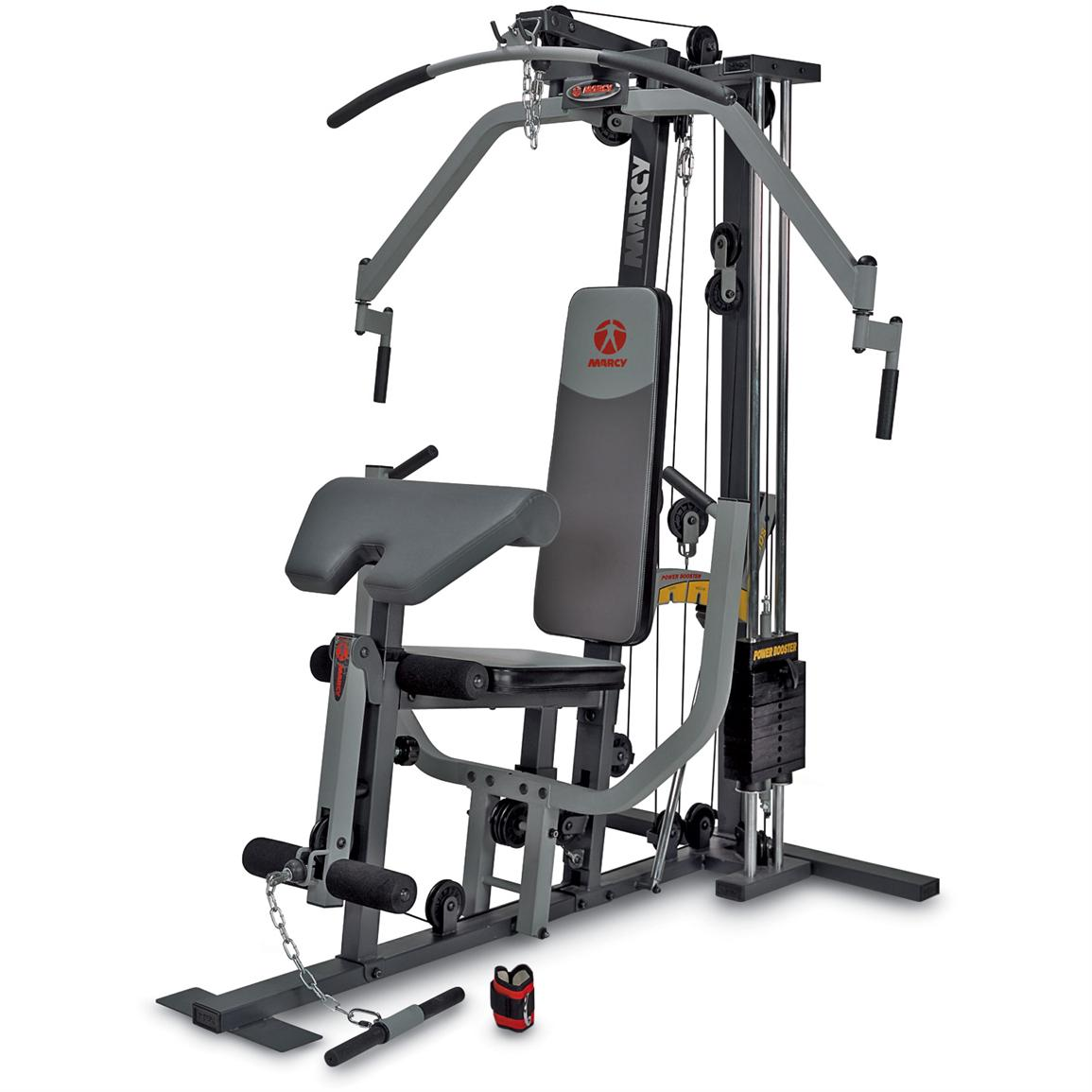 Weight Machine Replacement Parts : Marcy home gym review