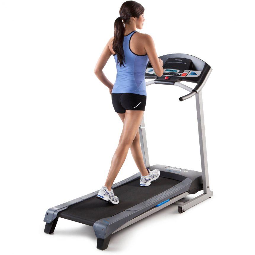 Weslo cadence treadmill for seniors