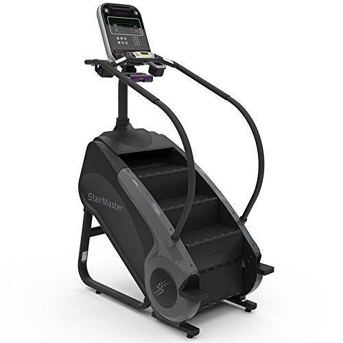 Image of the StairMaster GAUNTLET Series 8 StepMill with LCD Console for Home Gym or Fitness Studio
