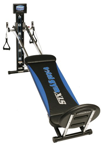 Image of the Total Gym XLS – Universal Home Gym for Total Body Workout