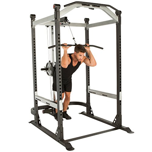 Image of the Fitness Reality X-Class Light Commercial High Capacity Olympic Power Cage