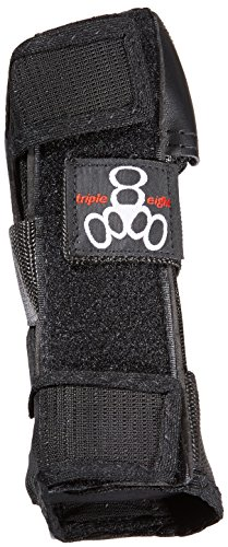 Image of the Triple 8 Saver Series Wristsavers (Black, Small)