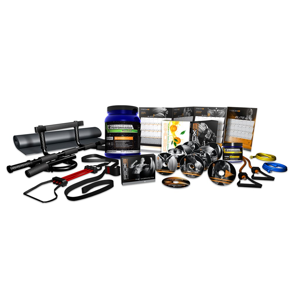 Image of the P90X3 DVD Workout Ultimate Kit - Tony Horton