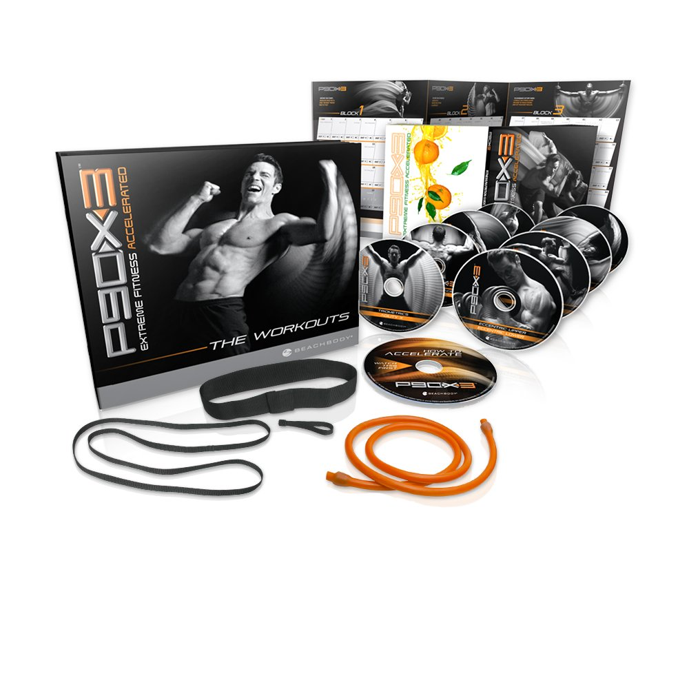 Image of the P90X3 DVD Workout Base Kit - Tony Horton