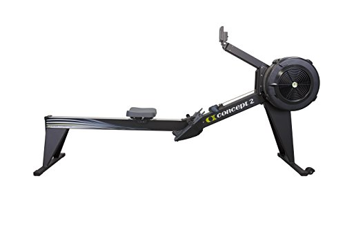 Image of the Concept2 Model E Indoor Rowing Machine with PM5, Black