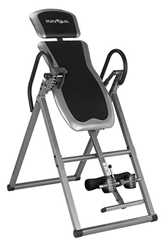 Image of the Innova ITX9600 Heavy Duty Inversion Table with Adjustable Headrest & Protective Cover