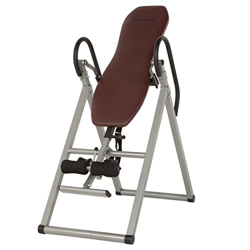 Image of the Exerpeutic Inversion Table with Comfort Foam Backrest