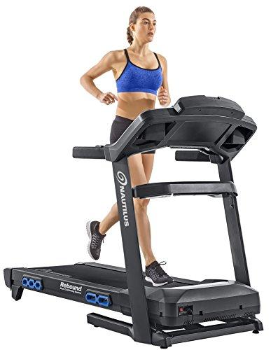 Image of the Nautilus T616 Treadmill