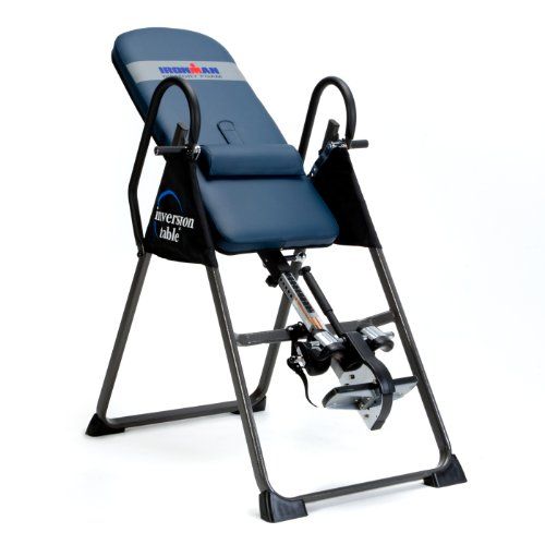 Image of the IRONMAN Gravity 4000 Highest Weight Capacity Inversion Table
