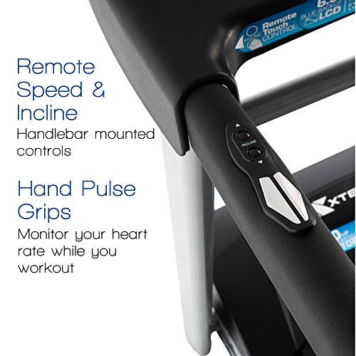 Image of the XTERRA Fitness TRX3500 Folding Treadmill