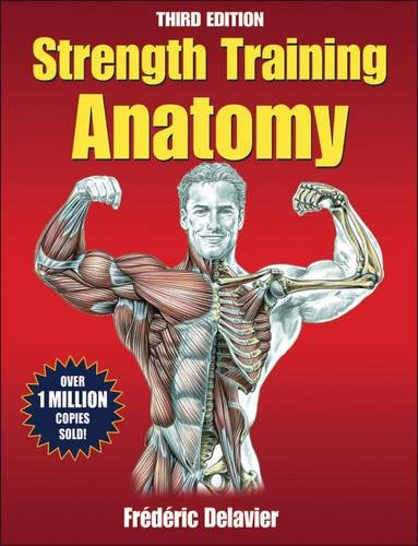 Image of the Strength Training Anatomy, 3rd Edition